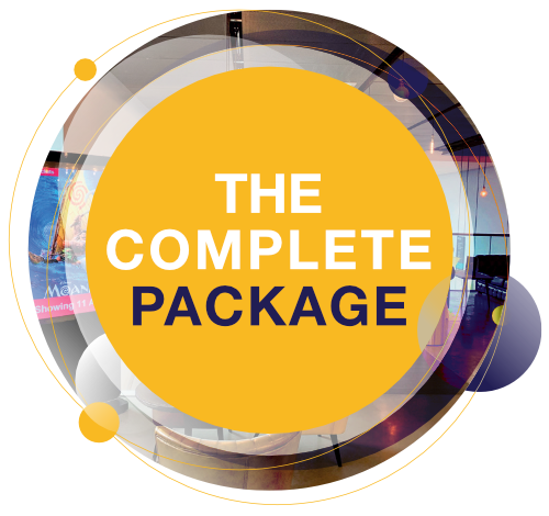 The Complete AV Package